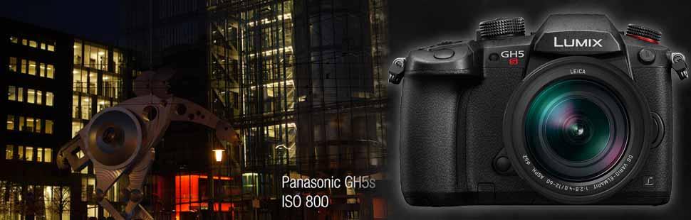 Panasonic GH5S: Die Videospezialistin   FOTO HITS Magazin