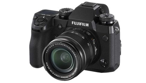 "Fujifilm X-H1: Fujifilms neue ""High Performance""-Serie"