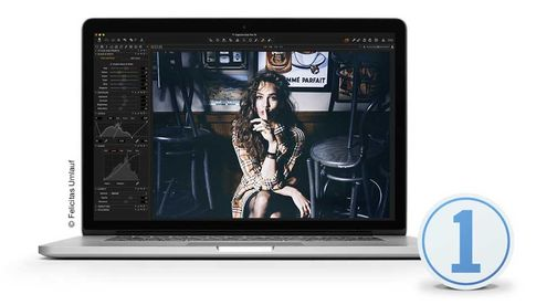 """Color Grading für professionelle Fashion Editorials mit Capture One Pro (DE)"""