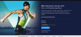 Neue Version: Corel VideoStudio Ultimate 2020