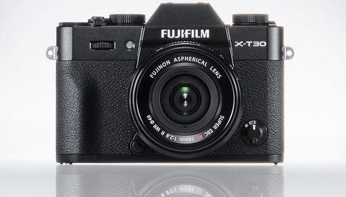 Fujifilm stellt X-T30 vor