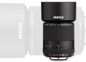 HD Pentax-DA 55-300 mm F4,5-6,3 ED PLM WR RE