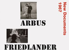 Diane Arbus, Lee Friedlander, Garry Winogrand