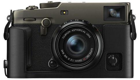 Titan-Kamera: Fujifilm X-Pro3 Leistungsfähig, robust und minimalistisch