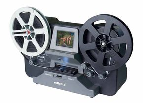 reflecta Filmscanner Super 8 – Normal 8