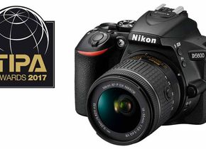 TIPA Awards 2017 - Best DSLR Entry Level: Nikon D5600