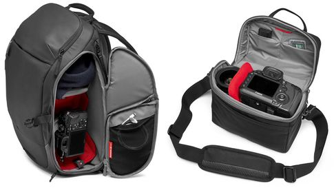 Neue Version der Manfrotto-Advanced-Taschenserie