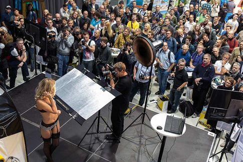 Photo+Adventure - Reisemesse und Fotofestival in einem. (Foto: Arthur Koffler)