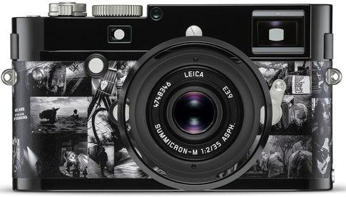 Leica M Monochrom in Sonderedition Fotografie und Rockmusik - Signature by Andy Summers