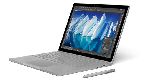 """Microsoft Surface Book"" mit ""Performance Base"""