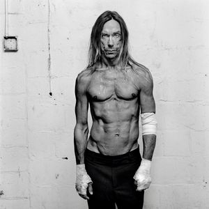 Iggy Pop, Miami 2001 © Olaf Heine + Courtesy CAMERA WORK