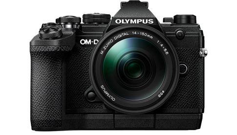 Kleine Packung, große Leistung Olympus OM-D E-M5 Mark III
