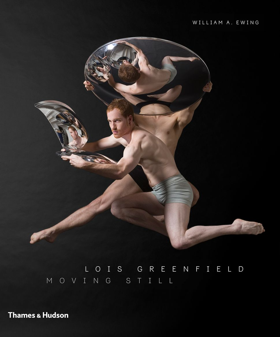 Australian Dance Theatre - Craig Bary - Lois Greenfield Photography Moving Still - Paul Zivkovich