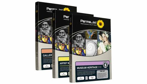 PermaJet Textured Fine Art Papers