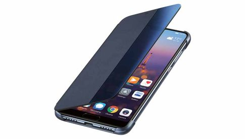 Huawei P20 Pro mit Soft Cover