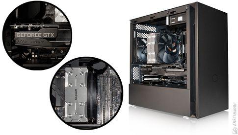 Bildbearbeitungs- und Videoschnitt-Rechner Nur noch heute!!! Ankermann PC gewinnen!