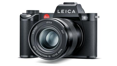 Leica SL2 Neue Maßstäbe für spiegellose Systeme