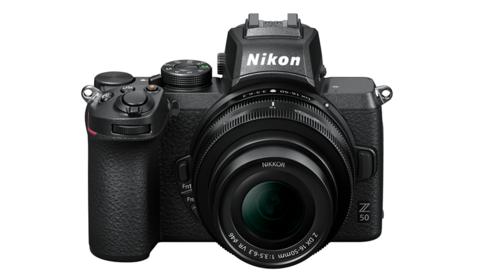 Jetzt auch spiegellos im APS-C-Format Nikon Z 50 mit DX-Sensor