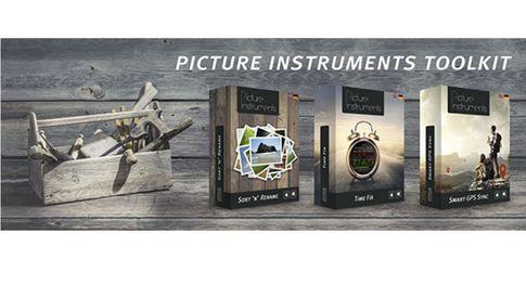 Picture Instruments Toolkit Drei Helfer zum Sonderpreis