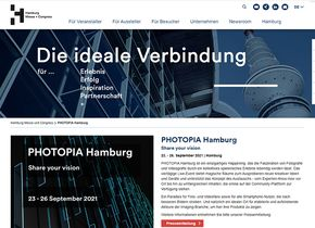 Neues Foto-Event ab 2021: die Photopia Hamburg