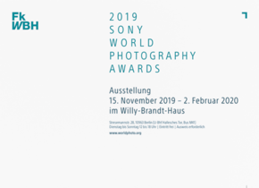 2019 Sony World Photography Awards