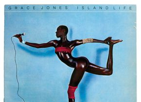 Jean-Paul Goode: Grace Jones