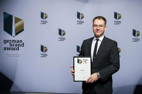 German Brand Award 2016 für Zeiss