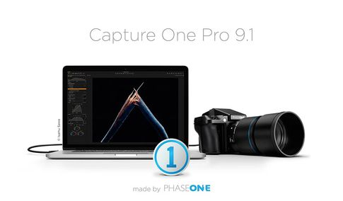Phase One: Capture One 9.1