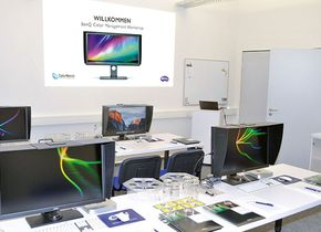 Workshop im BenQ Expert Studio