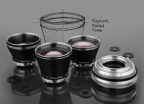 Lomography Neptune Convertible Art System