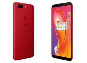 "OnePlus 5T jetzt auch in ""Lava Red"""
