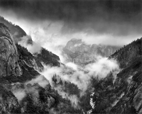 Alan Ross, Bridalveil Fall