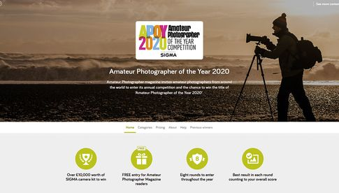 "Fotowettbeweb ""Amateur Photographer of the Year 2020"""