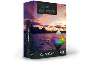 "Picture Instruments ""Color Cone V2"""