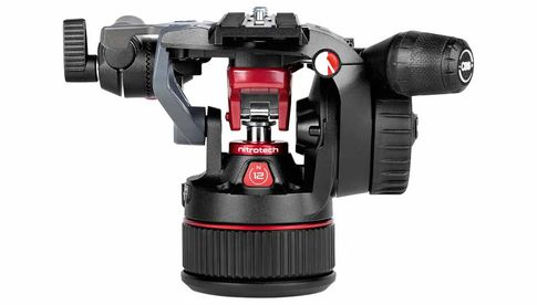 Manfrotto Nitrotech N12 Fluid Video - ausgezeichnet mit dem iF Design Award 2018