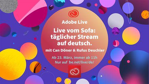 Adobe Live jetzt täglich   FOTO HITS Magazin