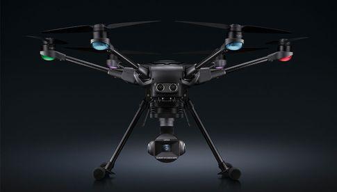 Kooperation von Yuneec und Leica Leica geht in die Luft