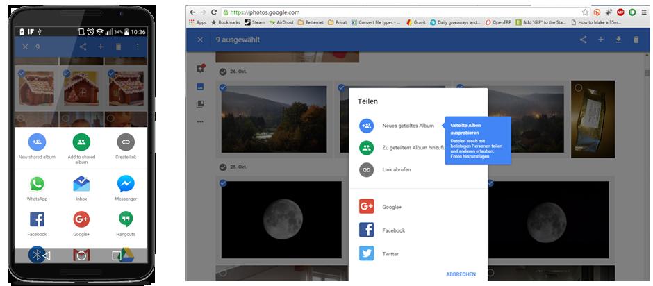 Pinstamatic bohrt Pinterest auf: Teilt neben Bildern
