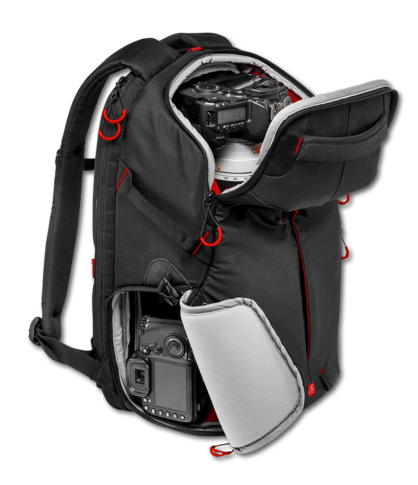 "Manfrotto ""Pro Light Rear Access""-Rucksack"