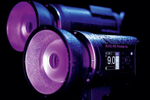 Auch das kleinere Modell HS Freeze 4s ist jetzt spritzwasser- und staubgeschützt.