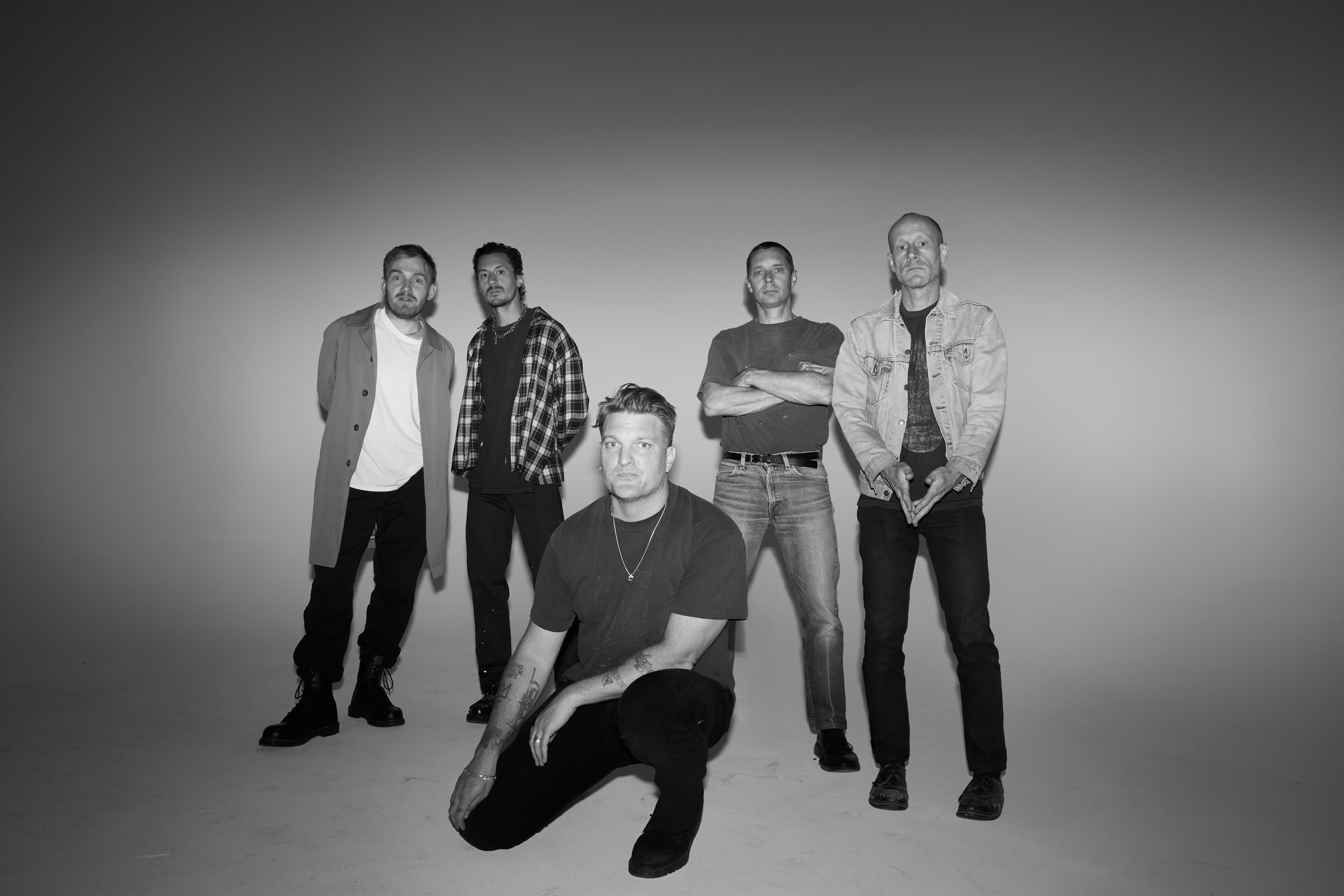 "Die Band ""Cold War Kids"""