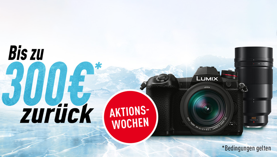 Panasonic Cashback-Aktion 2019