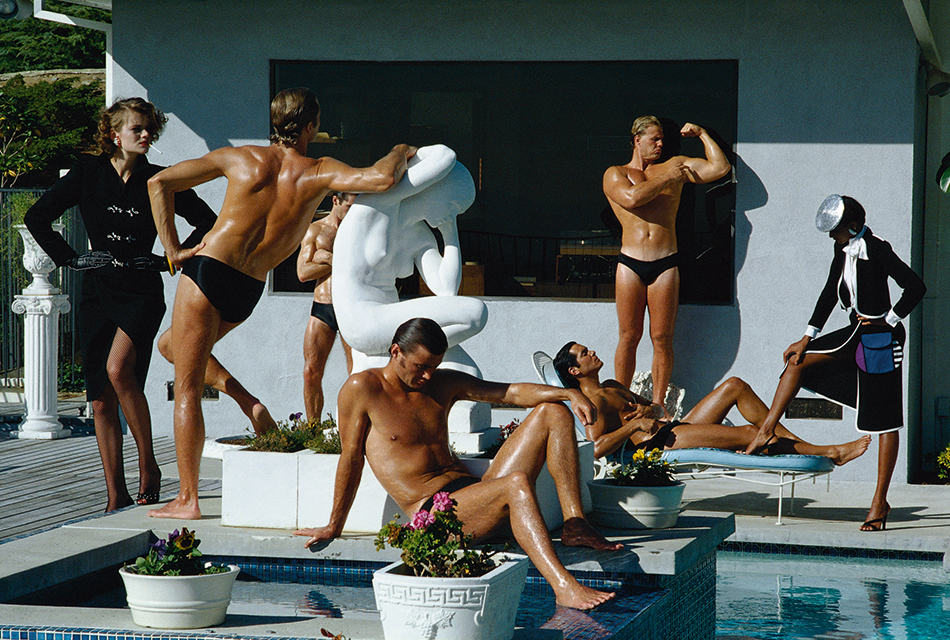 Helmut Newton, Stern, Los Angeles, 1980, Copyright Helmut Newton Estate