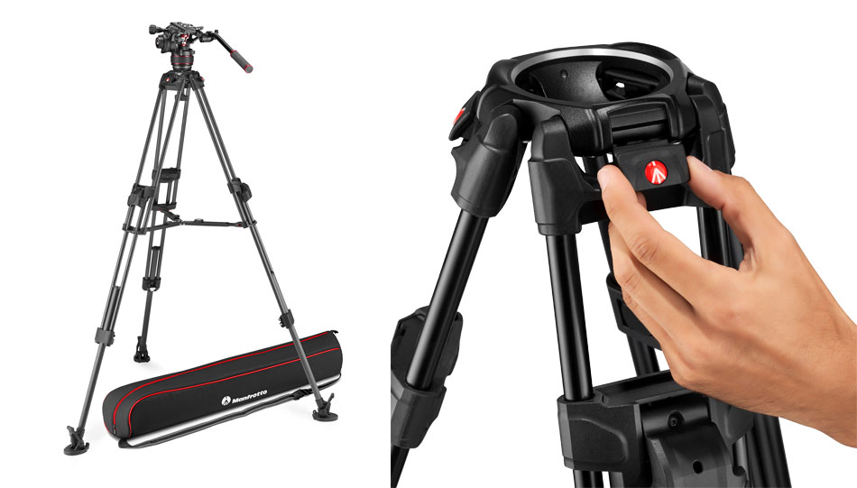 Manfrotto-Videostative 635/645