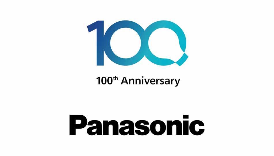 100 JAHRE PANASONIC GEWINNSPIEL