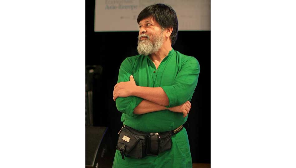 Shahidul Alam - Foto: Ahmed Arup Kamal, Wikpedia; Creative Commons Attribution-Share Alike 3.0 Unported