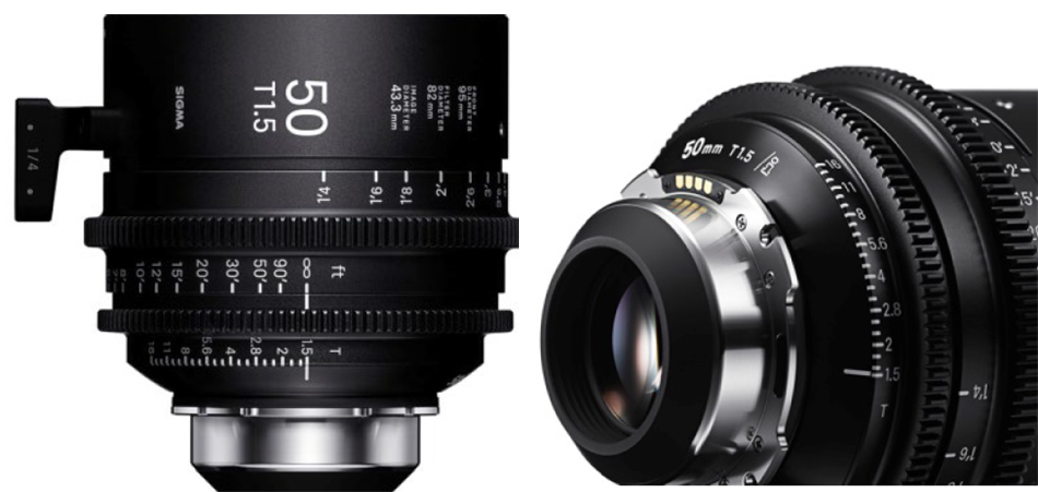 Das 50mm T1.5 der Sigma FF-High-Speed-Prime-Line