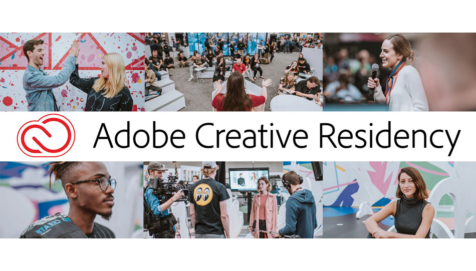 Adobe Creative Residency 2019