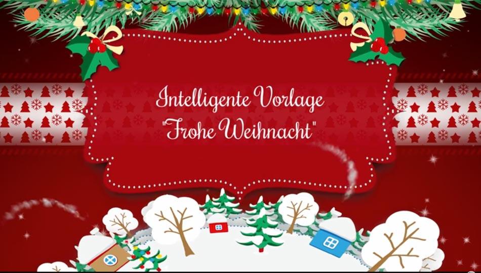 Gratis Bilder Frohe Weihnachten.Erweiterung Fur Aquasoft Diashow 10 Foto Hits News
