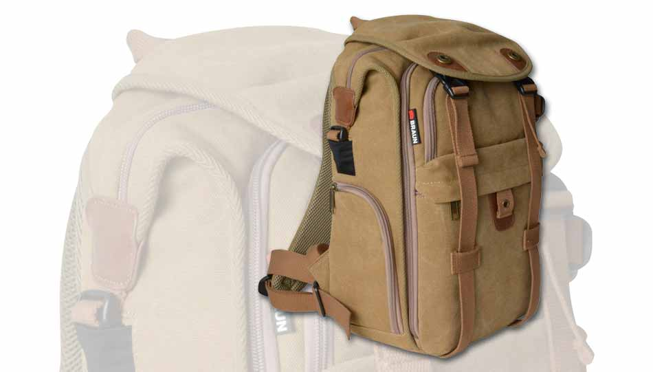 "Braun ""Alpe Eiger Backpack"""